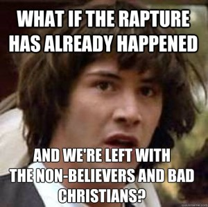 What if rapture